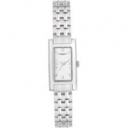 Kenneth Cole Womens Smart Silver Toned Bracelet Dress Watch KC4440