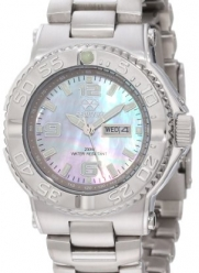 REACTOR Women's 77017 Classic Analog Mother-Of-Pearl Dial Watch