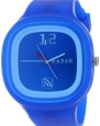 RADAR Watches Unisex AGDKB-0002 The Agent Interchangeable Silicone Analog Watch