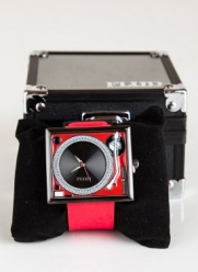FLUD Watches Tableturns Watch - Red