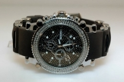 Men's JoJino Diamond Watch by Joe Rodeo