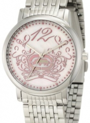 Rhino by Marc Ecko Women's E8M009MV Fashionable Color-Infused Watch