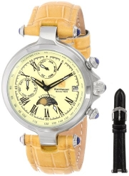 Steinhausen Women's TW691S Classic Marquirse Automatic Silver Watch