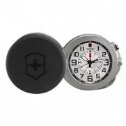 Victorinox Swiss Army Travel Alarm Pocket Watch - 241461