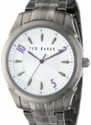 Ted Baker Men's TE3032 Quality Time Sunburst Texture Inner Dial Watch