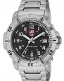 Luminox Women's Black Dial Stainless Steel