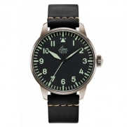 Laco 861882 Dusseldorf Automatic - type A dial used look NEW WATCH