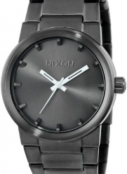 Nixon Cannon Watch - Men's All Gunmetal, One Size [Watch] Nixon