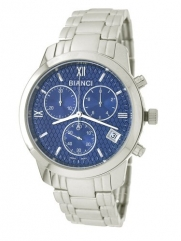 Roberto Bianci Men's 3607RB_BL Swiss Chronograph Date Watch