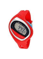 Soma Unisex Running 100 Watch Medium Red #DWJ03-0006