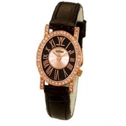 LeVian Centurion LIMITED EDITION 18KT ROSE GOLD with DIAMONDS Ladies WATCH