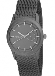 Johan Eric Men's JE1300-14-011 Agersø Charcoal Ion-Plated Grey Dial Date Mesh Bracelet Watch