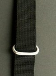 Luminox Replacement 22 mm NATO Strap - Black