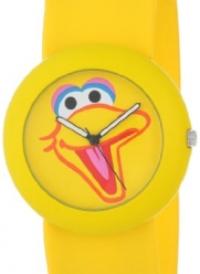 Sesame Street SW613BB Big Bird Yellow Slap Watch