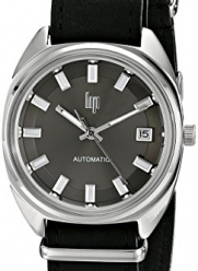 Lip Unisex 18728102 GDG Automatic Analog Display Japanese Automatic Black Watch Set