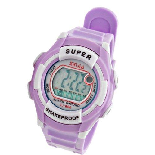 lcd digital sports alarm stopwatch for como como
